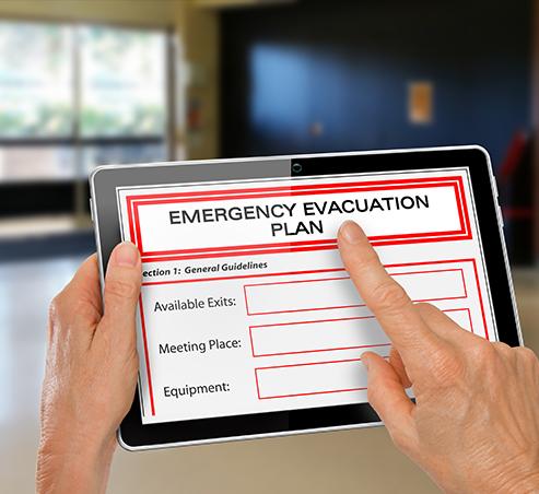 Emergencies Plan - Evacuation Rescue and Escape Plan