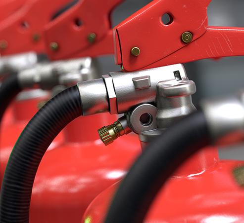 Fire Safety - Fire Research Development